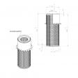 Ingersoll Rand 35318252 alternative air filter