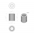 Aerzen 123274/2 alternative filter