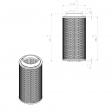 Pneumofore 041.779 alternative air filter