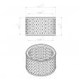 SHAMAL 15601450 alternative filter