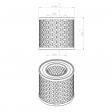 Pneumofore CF5 alternative air filter