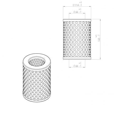 Abac 2235105710 alternative separator