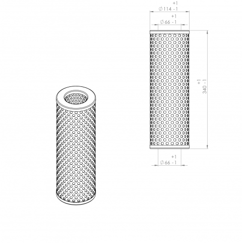 Abac 8234052 alternative separator