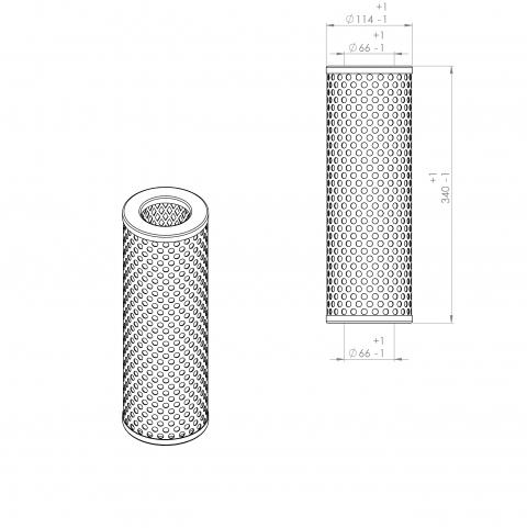 Abac 9056012 alternative separator
