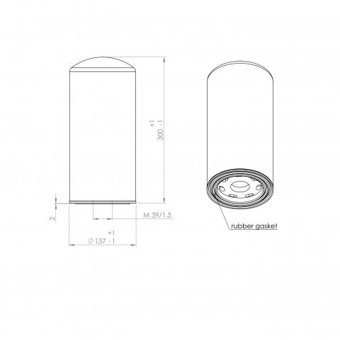 Abac 2236106201 alternative separator