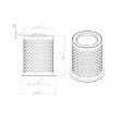Bea K20L1702320 alternative separator