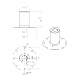 Sullair 2250100-756 alternative separator